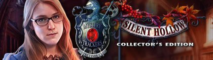 Mystery Trackers: Silent Hollow Collector's Edition screenshot