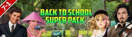 Back To School Super Pack screenshot
