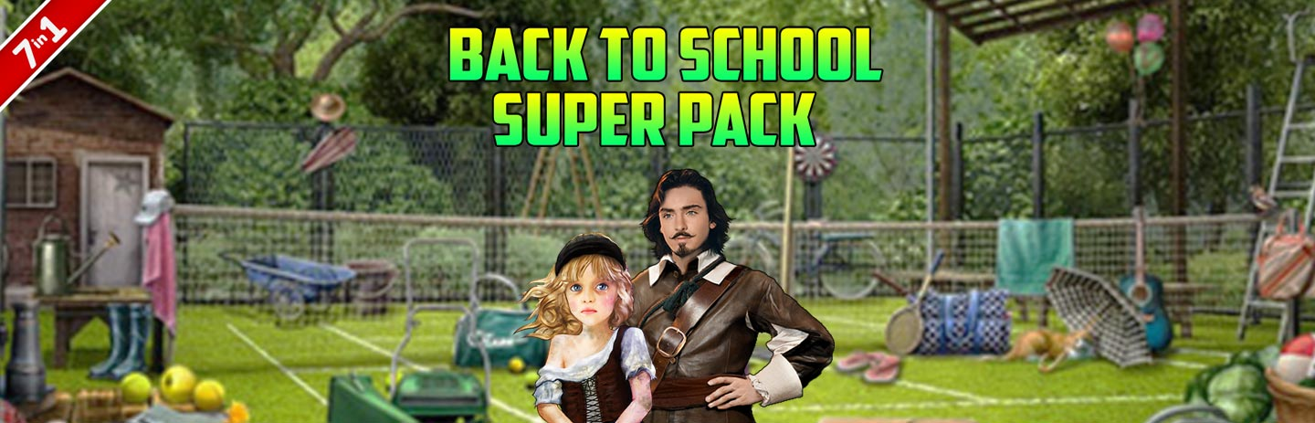 Back To School Super Pack