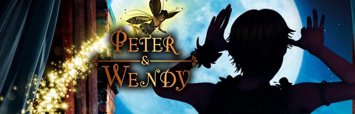 Peter & Wendy - In Neverland