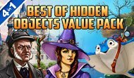 Best of Hidden Objects Value Pack