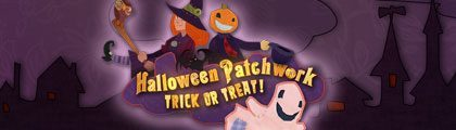 Halloween Patchwork - Trick or Treat! screenshot