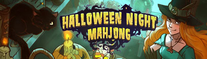 Halloween Night Mahjong screenshot