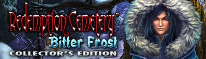 Redemption Cemetery: Bitter Frost Collector's Edition screenshot