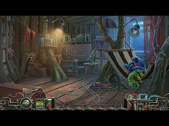 Haunted Halls: Nightmare Dwellers Collector's Edition large screenshot