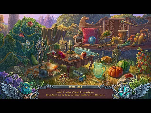 Spirits of Mystery: The Silver Arrow Collector's Edition large screenshot