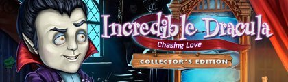 Incredible Dracula: Chasing Love Collector's Edition screenshot