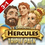 12 Labours of Hercules Triple Pack