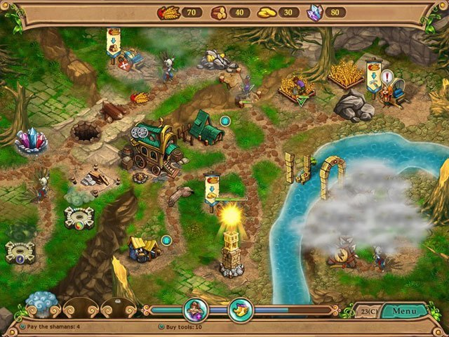 Weather Lord: Following the Princess Collector's Edition large screenshot