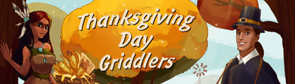 Thanksgiving Day Griddlers screenshot