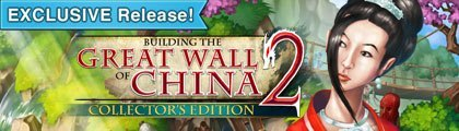 Building the Great Wall of China 2 Collector's Edition screenshot