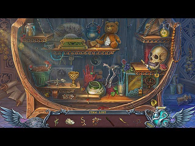 Spirits of Mystery: The Silver Arrow large screenshot