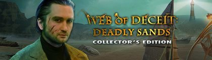 Web of Deceit: Deadly Sands Collector's Edition screenshot