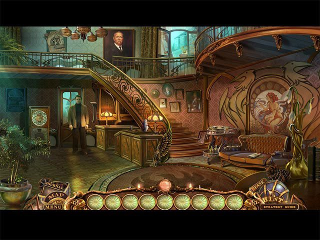 Web of Deceit: Deadly Sands Collector's Edition large screenshot