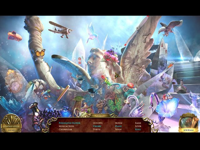 Mythic Wonders: Philosopher's Stone Collector's Edition large screenshot