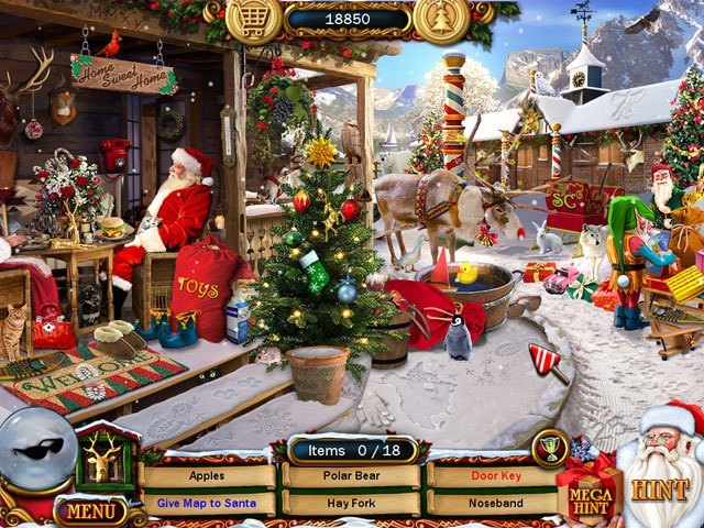 Christmas Wonderland 6 large screenshot