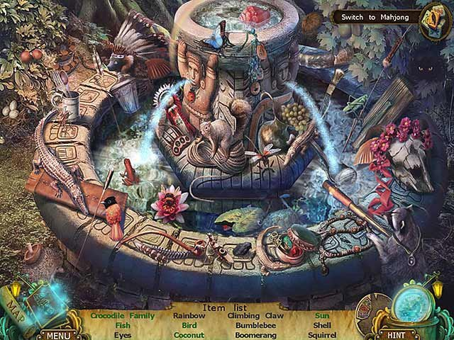 Mayan Prophecies: Cursed Island large screenshot