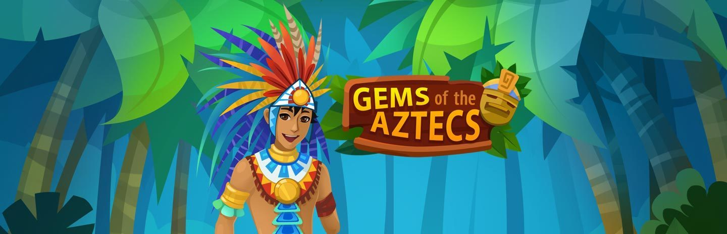Gems of the Aztecs