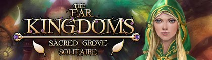 The Far Kingdoms: Sacred Grove Solitaire screenshot