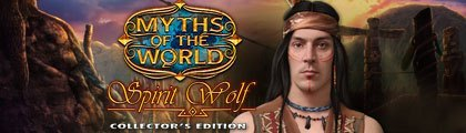 Myths of the World: Spirit Wolf Collector's Edition screenshot