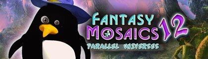 Fantasy Mosaics 12: Parallel Universes screenshot