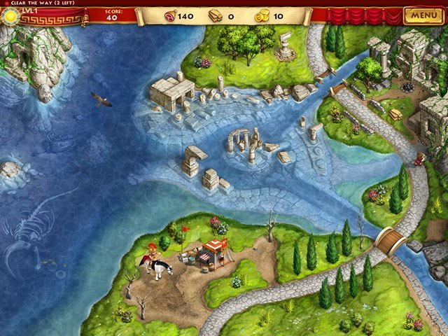 Roads of Rome: New Generation large screenshot
