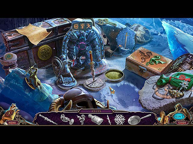 Mystery of the Ancients: Three Guardians Collector's Edition large screenshot