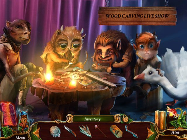 Eventide: Slavic Fable Collector's Edition large screenshot