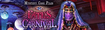 Mystery Case Files: Fate's Carnival screenshot
