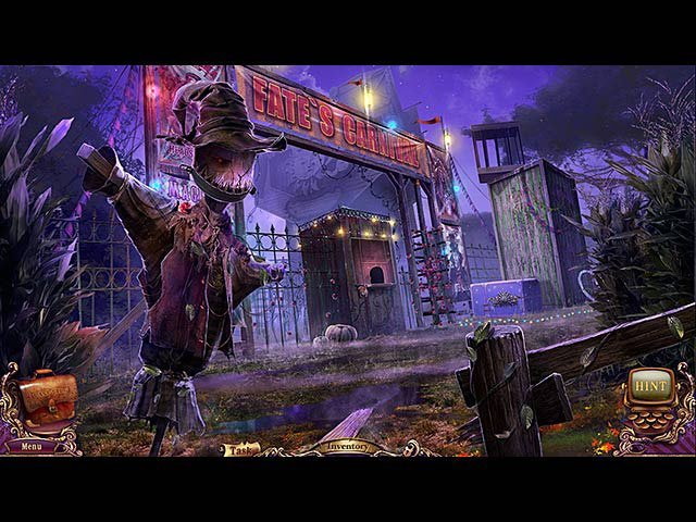 Mystery Case Files: Fate's Carnival large screenshot