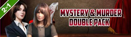 Mystery and Murder Double Pack screenshot