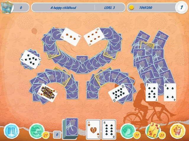Solitaire: Valentine's Day - Match 2 Cards large screenshot