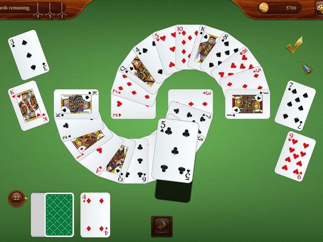 Solitaire Club large screenshot