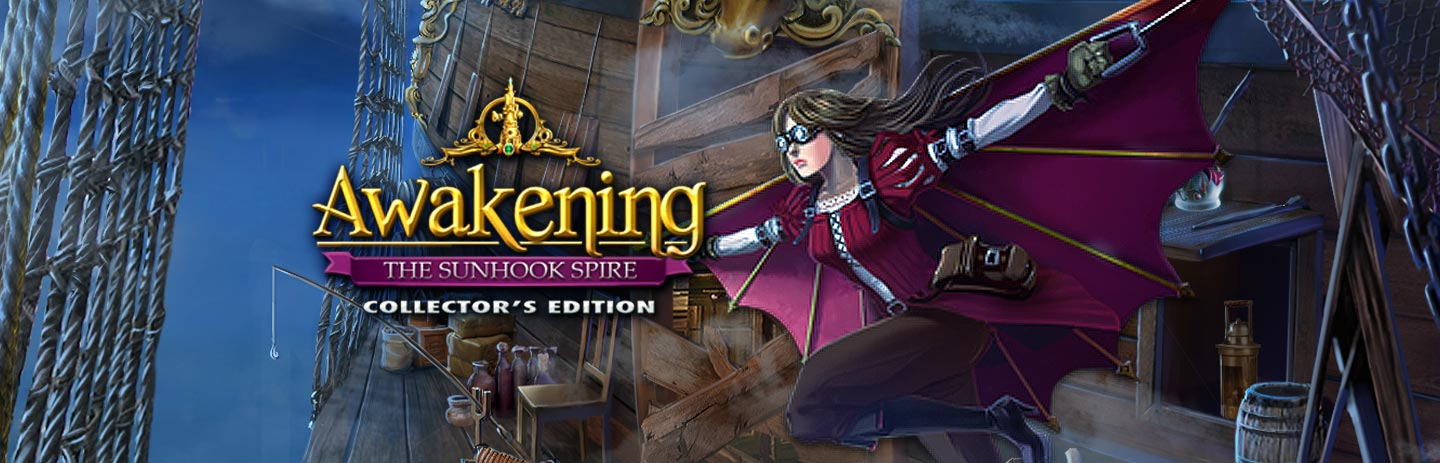 Awakening: The Sunhook Spire Collector's Edition