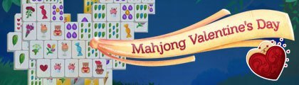 Mahjong Valentine's Day screenshot