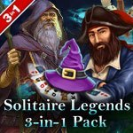 Solitaire Legends 3-in-1 Pack