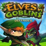 Elves vs Goblins Defender
