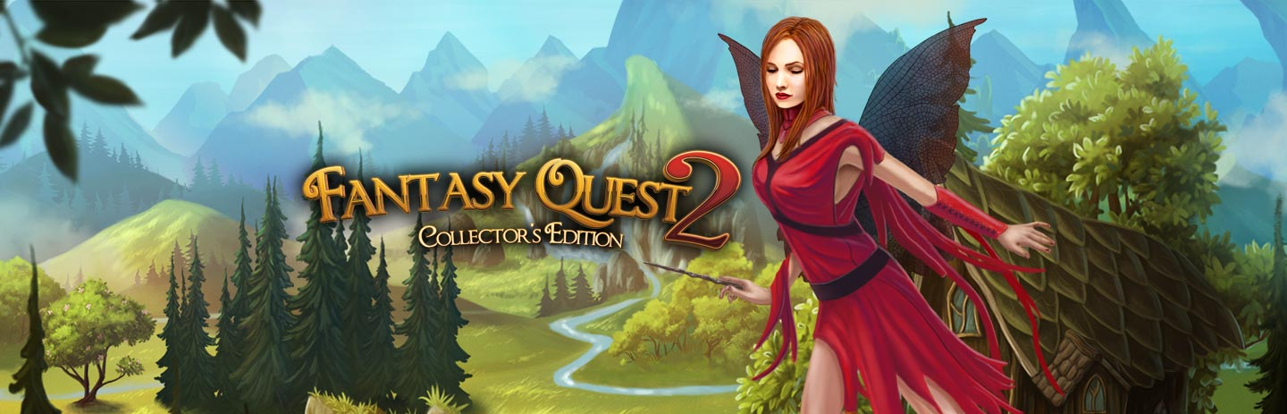 Fantasy Quest 2 Collector's Edition
