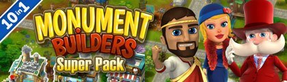 Monument Builders Super Pack screenshot