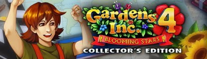 Gardens Inc. 4 - Blooming Stars Collector's Edition screenshot