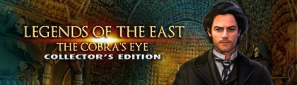 Legends of the East: The Cobra's Eye Collector's Edition screenshot