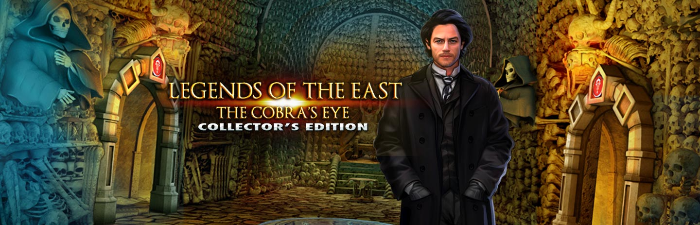 Legends of the East: The Cobra's Eye Collector's Edition