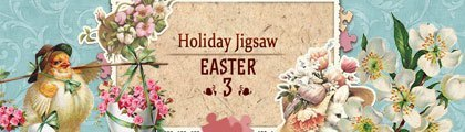 Holiday Jigsaw Easter 3 screenshot