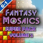 Fantasy Mosaics Super Pack - Volume 2