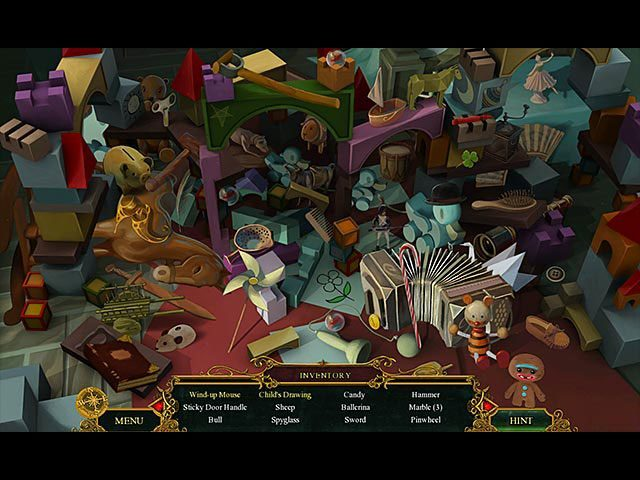 Fearful Tales: Hansel & Gretel Collector's Edition large screenshot