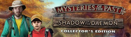Mysteries of the Past - Shadow of the Daemon Collector's Edition screenshot
