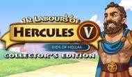 12 Labours of Hercules 5: Kids of Hellas Collector's Edition