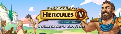 12 Labours of Hercules 5: Kids of Hellas Collector's Edition screenshot