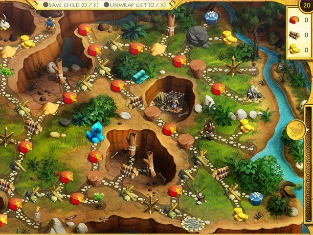 12 Labours of Hercules 5: Kids of Hellas Collector's Edition large screenshot