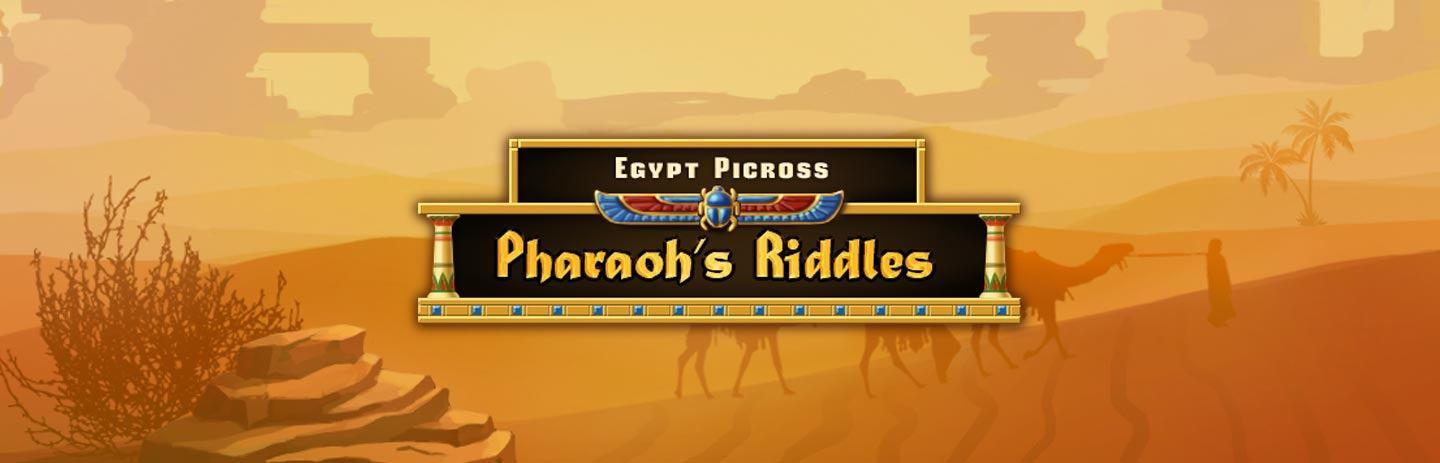 Egypt Picross - Pharaoh's Riddles